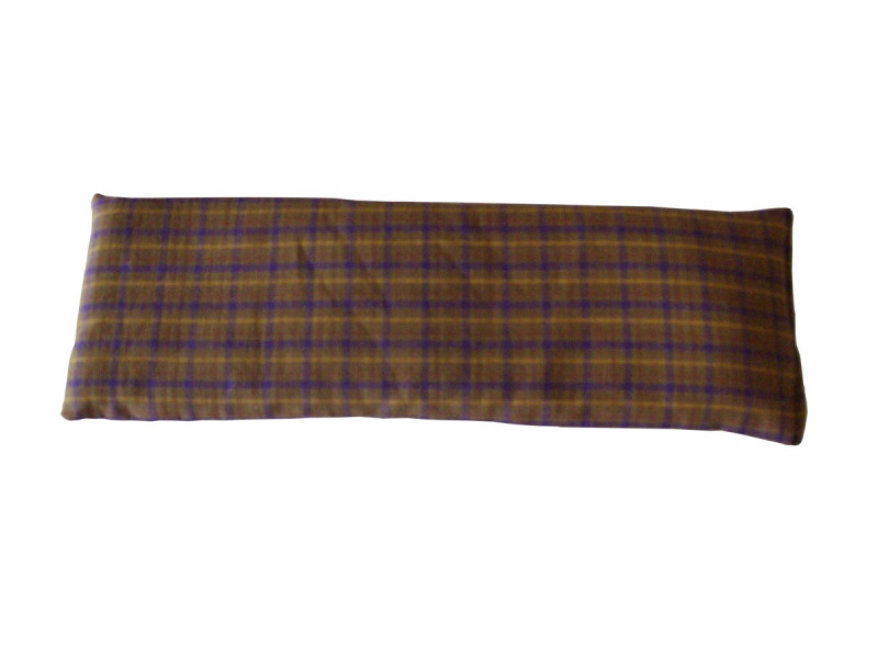Brown Tartan Traditional Heat Pack