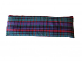 Purple Tartan Traditional Heat Pack
