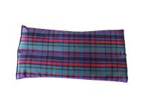 Purple Tartan Thigh Heat Pad