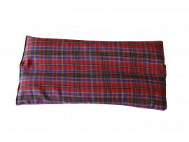 Red Tartan Thigh Heat Pad