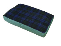 Blackwatch Tartan - Mattress Dog Bed
