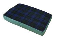 Blackwatch Tartan - Mattress Dog Bed