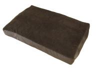 Brown - Mattress Dog Bed