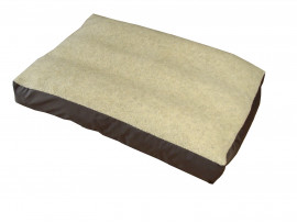 Cashmere Cream - Mattress Dog Bed
