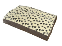 Cream Paws - Mattress Dog Bed