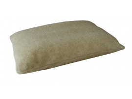 Cashmere Cream - Sherpa Fleece Dog Bed Cushion