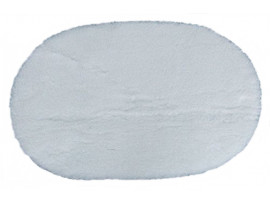 PnH Veterinary Bedding - OVAL - White
