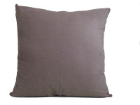 Dusky Pink Corduroy Cushion (Large 65cm x 65cm) - COMPLETE WITH HOLLOW FIBRE FILLED INNER