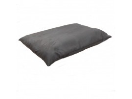 Faux Suede Dog Bed Cushion - Brown