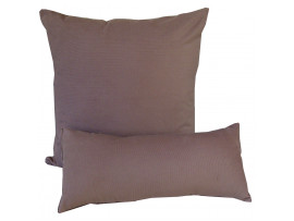 Dusky Pink Cord - Cushion & Bolster Set