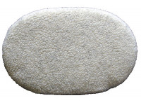 Fleece Oval Pad - Cashmere