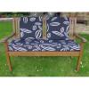 Garden Bench Cushions