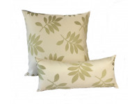 Green Leaf - Cushion & Bolster Set