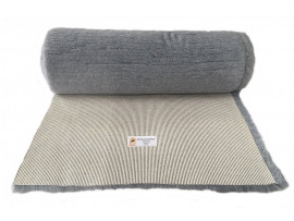 PnH Veterinary Bedding - NON SLIP - By The Roll - Plain Grey