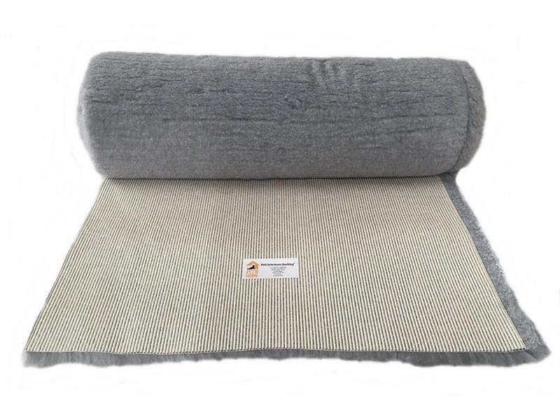 PnH Veterinary Bedding - NON SLIP - By The Roll - Plain Grey