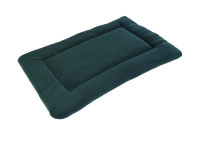 Polar Fleece Quilted Dog Pad - Green